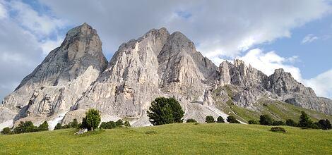 Tři za Tři | Lezení v Dolomitech