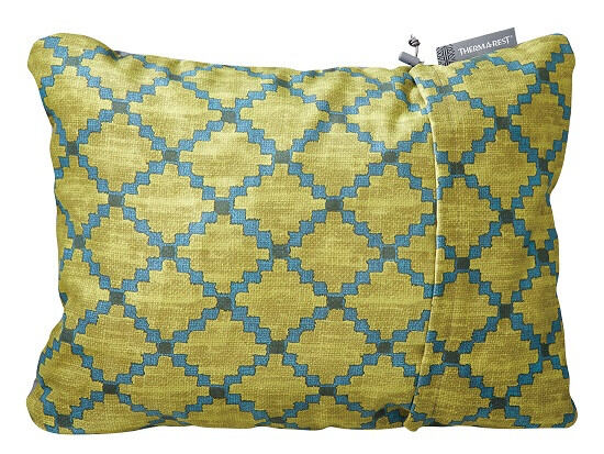 Therm-A-Rest Compressible Pillow M denim (tm.modrá)