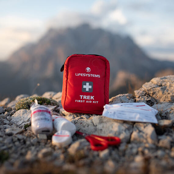 Life Systems 1st Aid Kit Trek