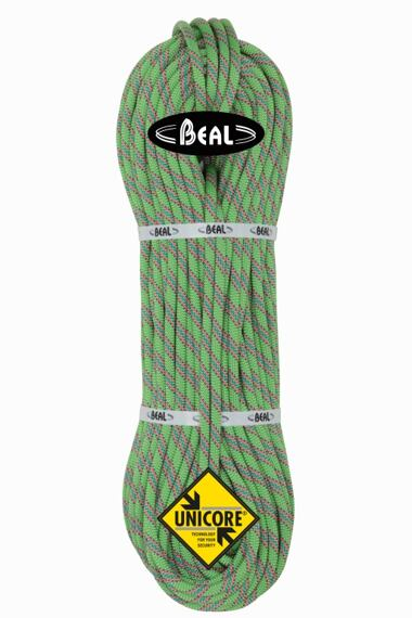 Beal Tiger 10mm Unicore Dry Cover 50m green