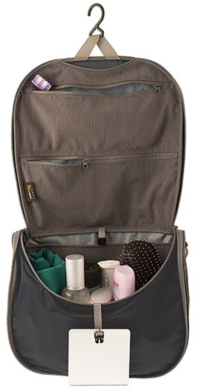 Sea to Summit TL Hanging Toiletry Bag S aubergine