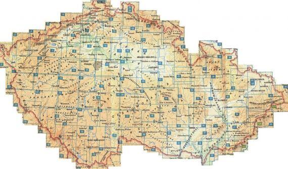 KČT 48 Žďárské vrchy