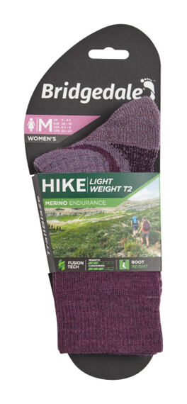 Bridgedale Hike Lightweight T2 Merino Performence Boot Women´s
