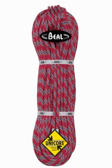 Beal Tiger 10mm Unicore Dry Cover 60m fuchsia