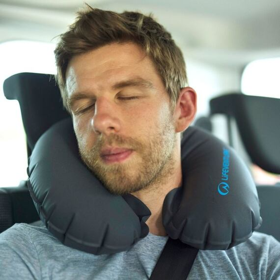 Life Systems polštářek Inflatable Neck Pillow