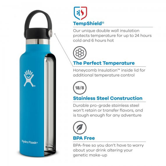 Hydro Flask lahev Lightweight 709 ml