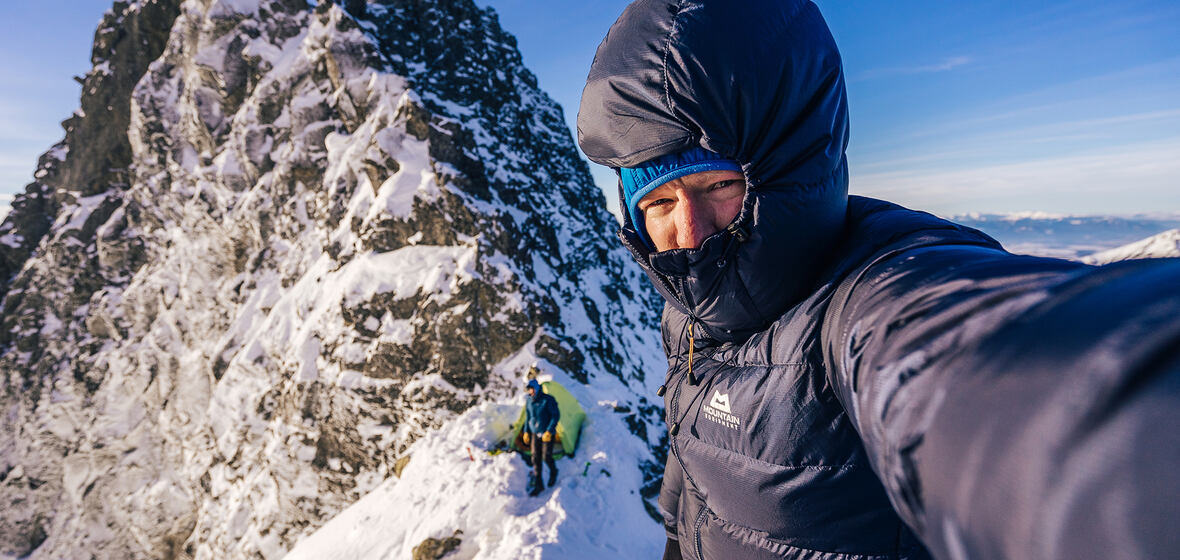 HANIBAL TESTED: Mountain Equipment Vega Jacket