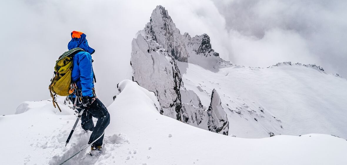 Jak se vybavit na horolezectví?