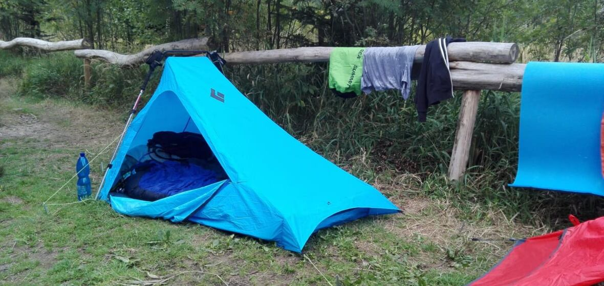 HANIBAL TESTED: Black Diamond Distance Tent