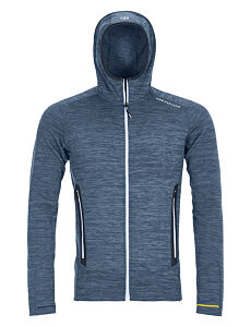 Ortovox Merino Fleece Light Melange Hoody 2020