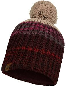 Buff Knitted & Polar Hat Alina