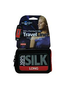 Sea to Summit Silk Travel Liner Stretch Panel Long