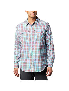 Columbia Silver Ridge 2.0 Plaid Long Sleeve Shirt