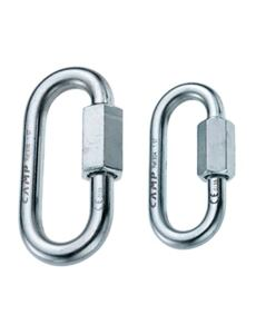 Camp Maillon Oval Quick Link 10mm zinc