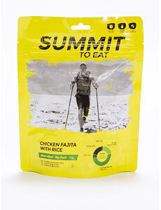 Summit to Eat Kuře Fajita s Rýží Big Pack