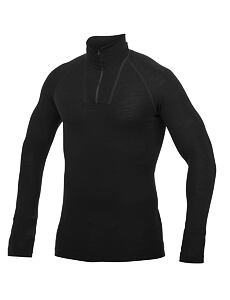 Woolpower Zip Turtleneck LITE DR