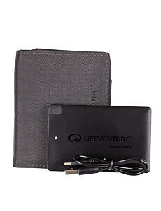 Life Venture RFiD Charger Wallet