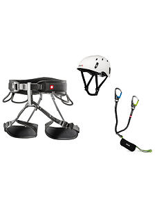Ocun Via Ferrata set Twist Pail 2020