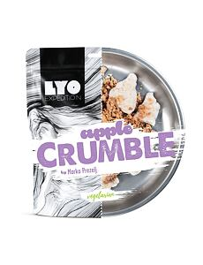 Lyofood Apple Crumble 100g