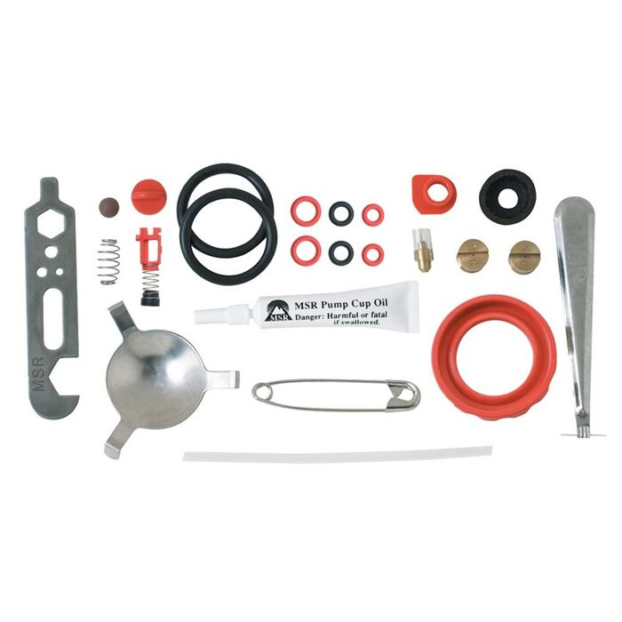 MSR XGK EX Expedition Service Kit