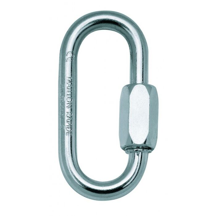 Petzl Maillon Oval Rapide No.5