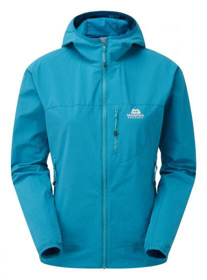 Mountain Equipment Echo Hooded Womens Jacket