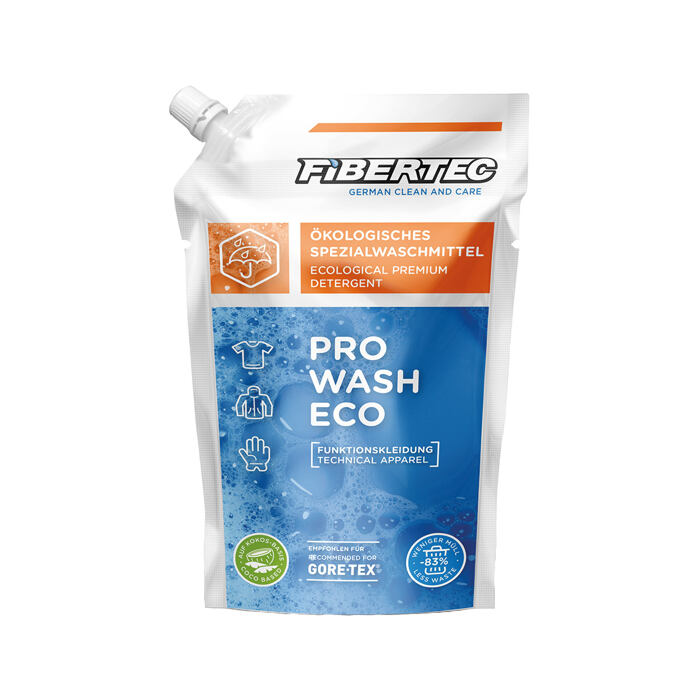 Fibertec Pro Wash Eco Refill 500 ml