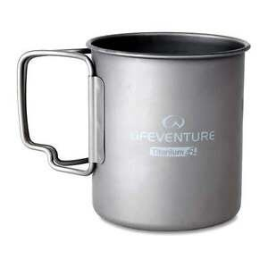 Life Systems Ultralight Titanium Mug